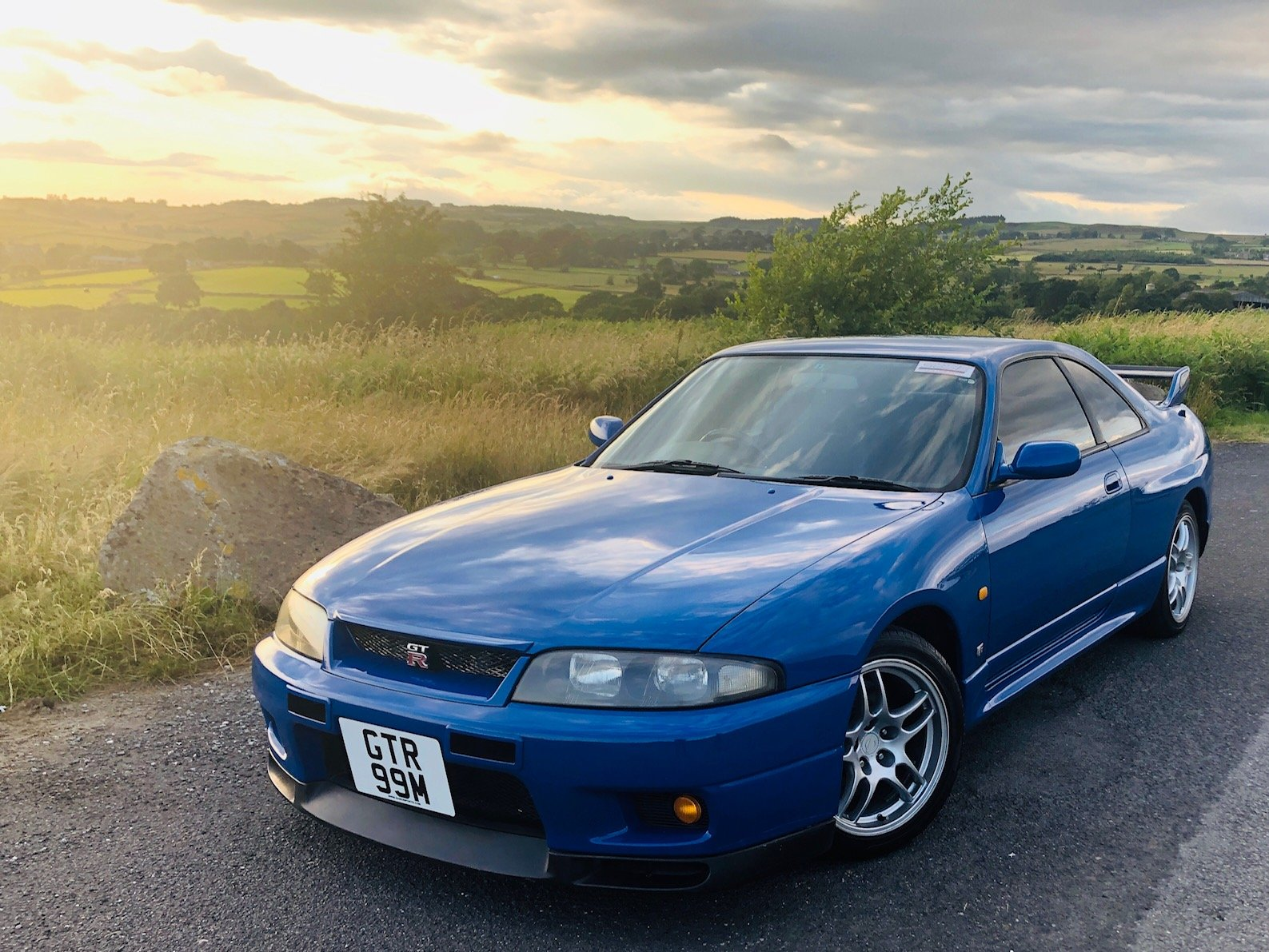 1996 Nissan Skyline - GTR LM Edition V-Spec R33 | Classic Driver Market