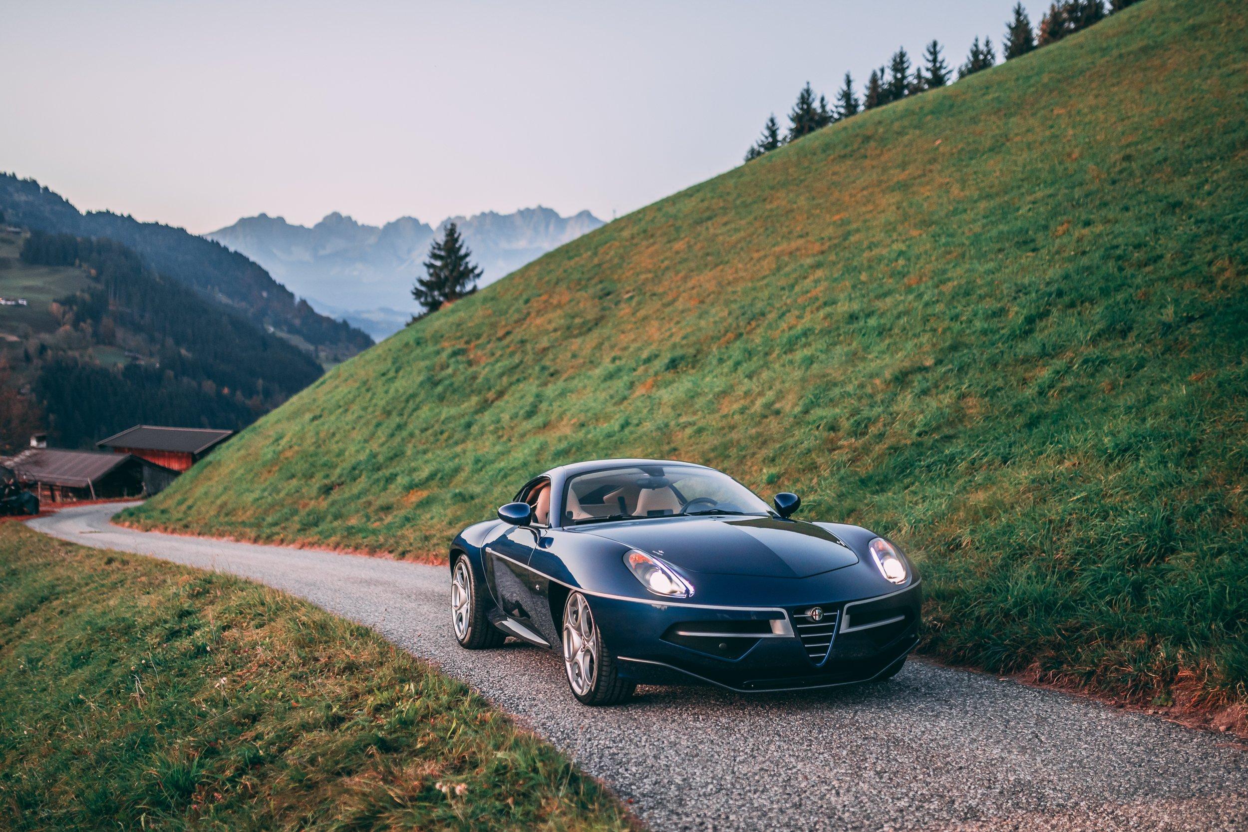 Alfa Romeo Disco Volante For Sale >> 2017 Alfa Romeo Disco Volante Classic Driver Market