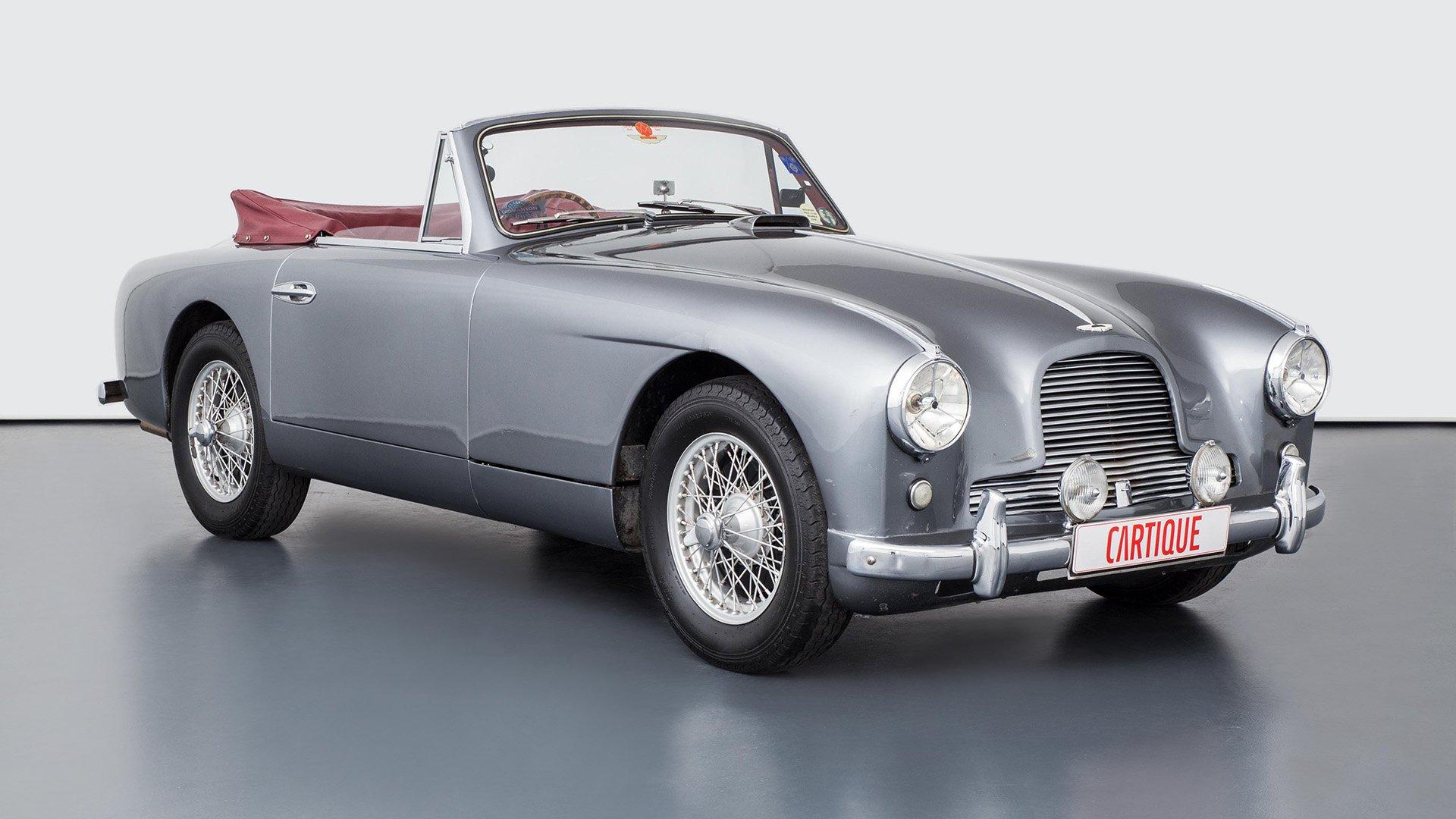 1954 Aston Martin Db2 4 Classic Driver Market