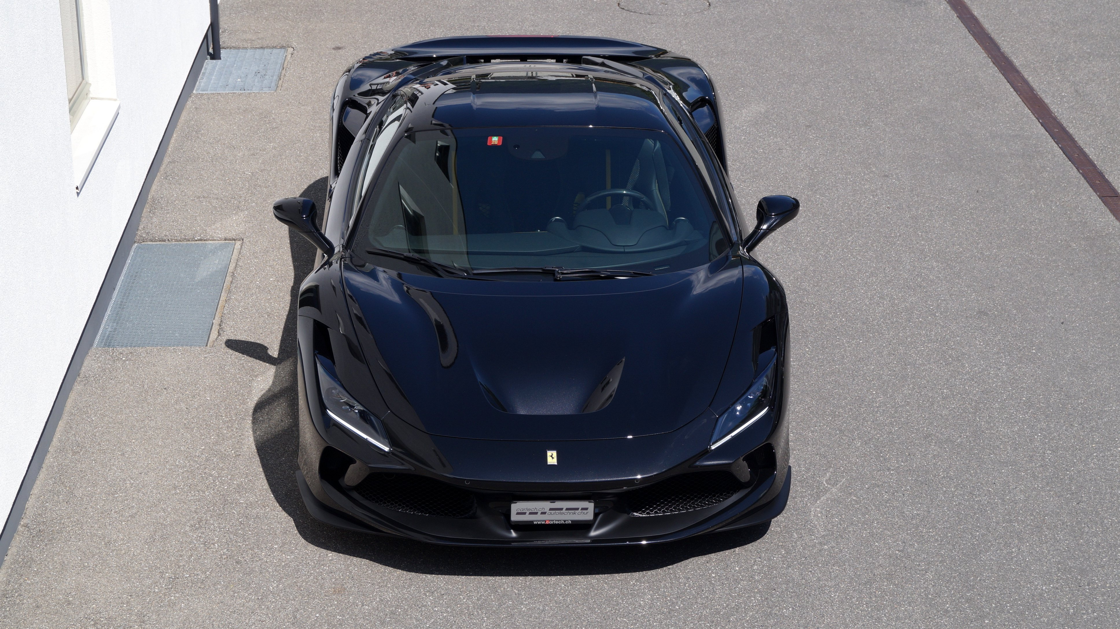 2020 Ferrari F8 Tributo Classic Driver Market