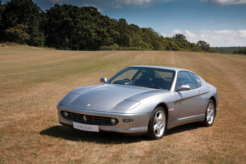 1998 Ferrari 456 Classic Driver Market