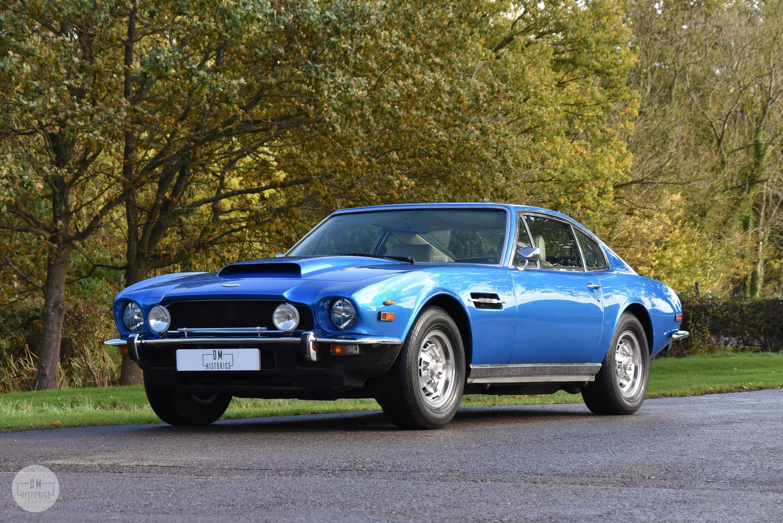 1974 Aston Martin V8 Classic Driver Market
