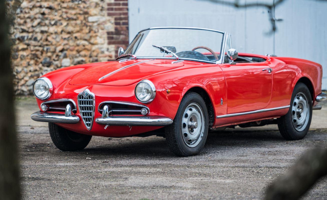 on Alfa Romeo Giulietta Interior