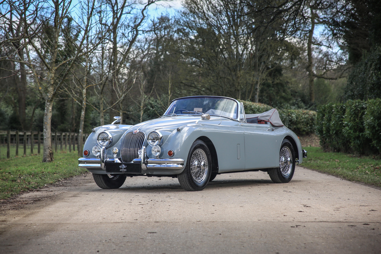 1959 Jaguar Xk 150 Vintage Car For Sale