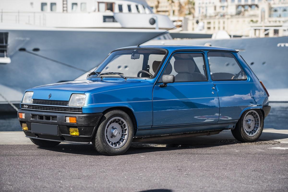 1983 renault 5 alpine turbo classic driver market. Black Bedroom Furniture Sets. Home Design Ideas