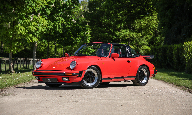 1986 Porsche 911 G 3 2 Carrera Targa Classic Driver Market