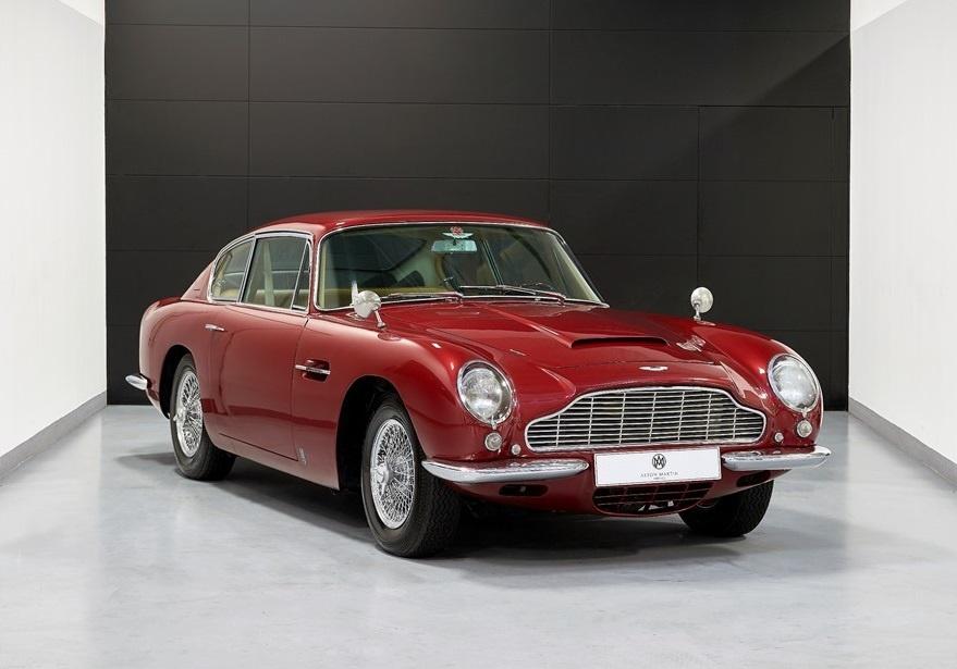 1968 Aston Martin Db6 Lhd Classic Driver Market