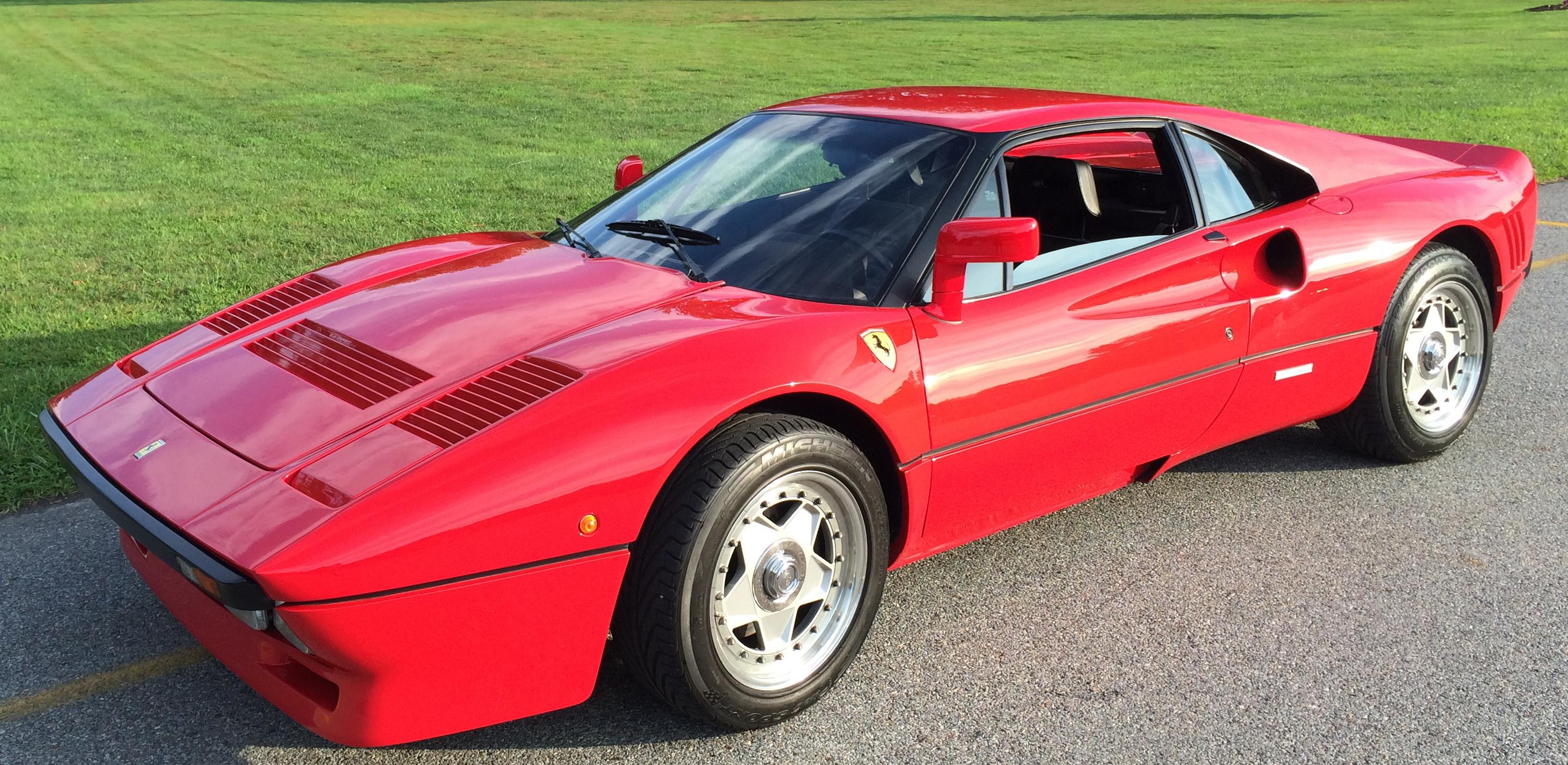 1985 Ferrari 288 Gto Oldtimer Zu Verkaufen
