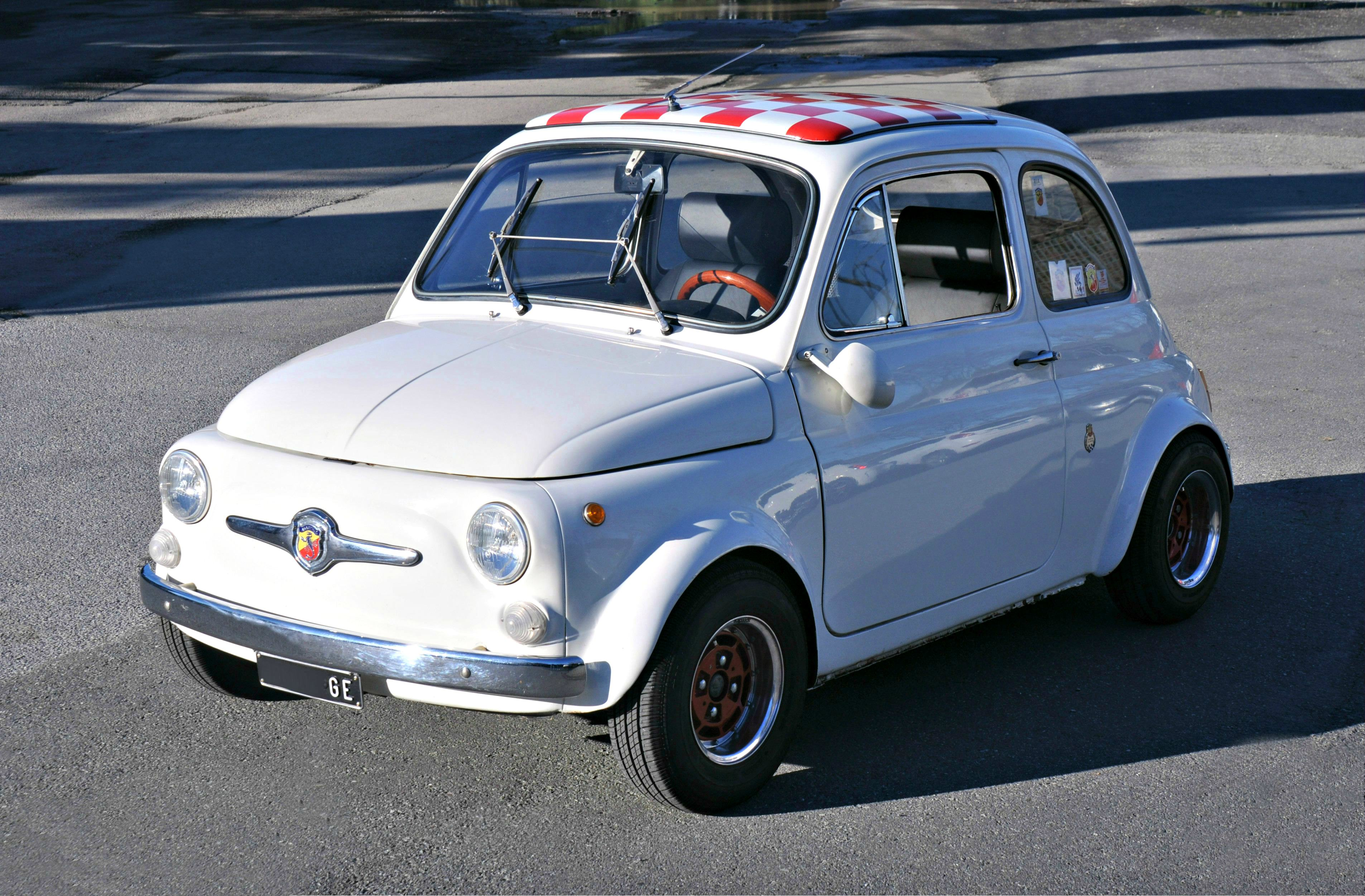 1969 abarth 695 ss fiat 500 classic driver market. Black Bedroom Furniture Sets. Home Design Ideas