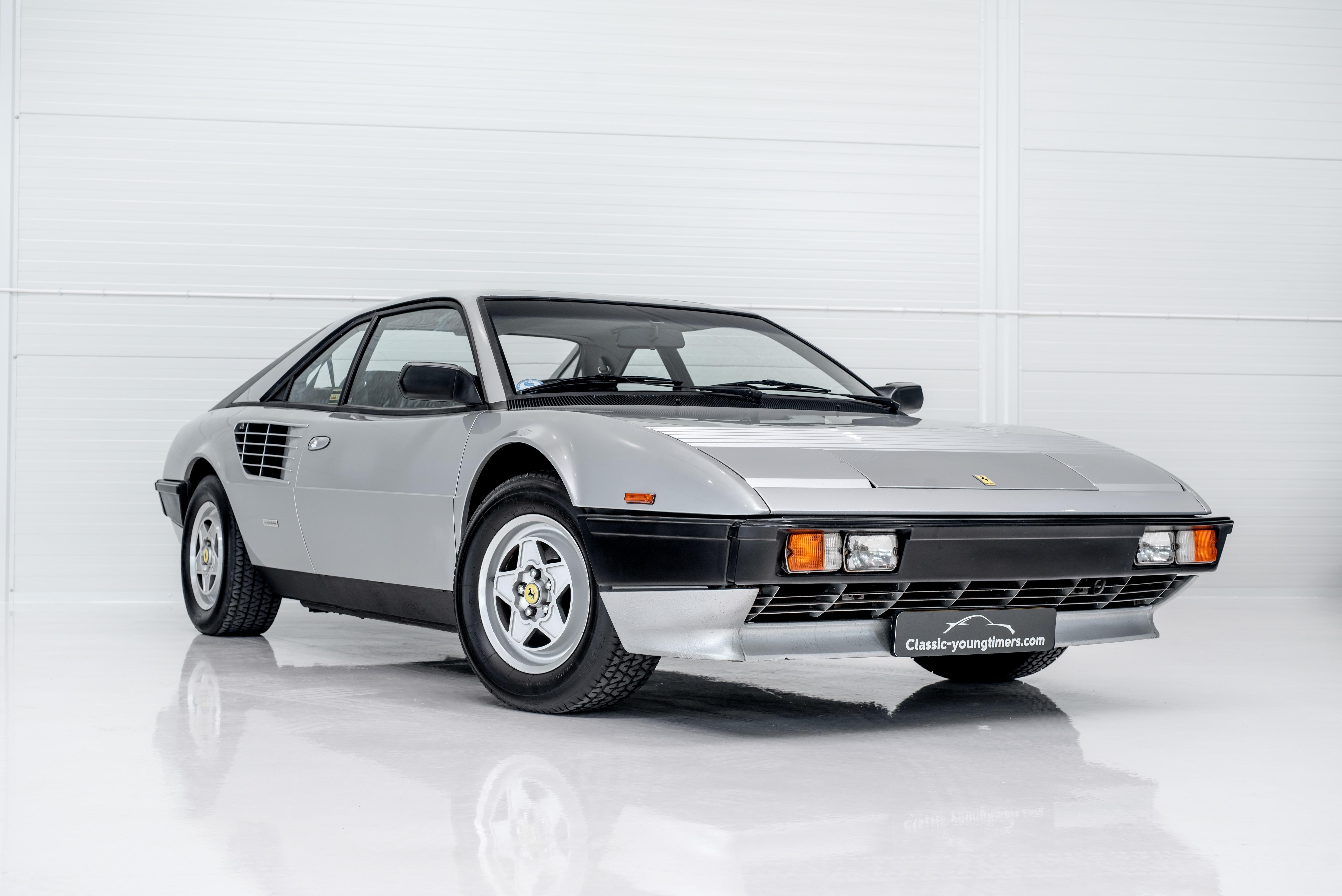 1985 Ferrari Mondial Quattrovalvole With Sunroof Oldtimer Zu Verkaufen