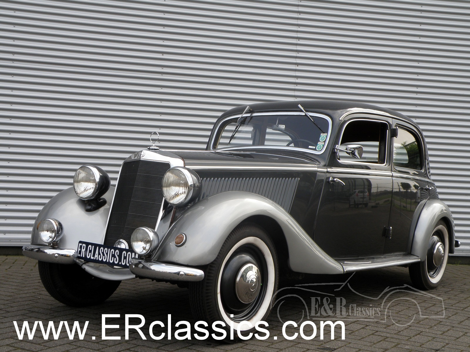 1950 mercedes benz 170 da in good condition classic for Is a mercedes benz a good car