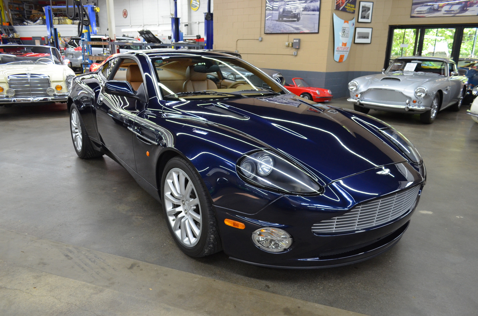 2004 Aston Martin Vanquish Classic Driver Market