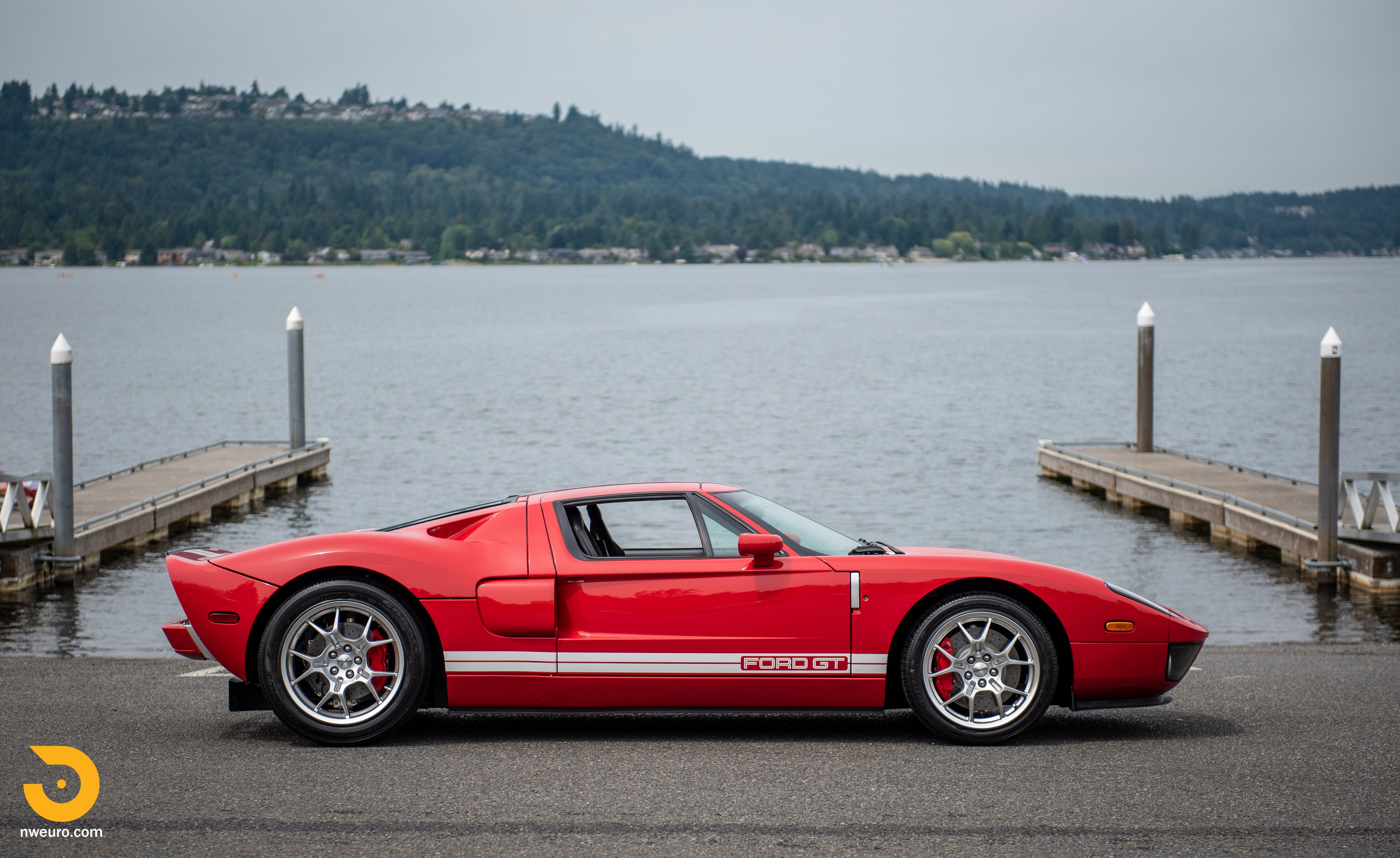 2005 Ford Gt Classic Driver Market