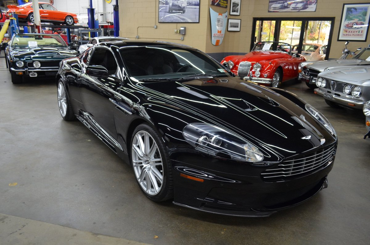 2009 Aston Martin Dbs Coupe 6 Speed Classic Driver Market