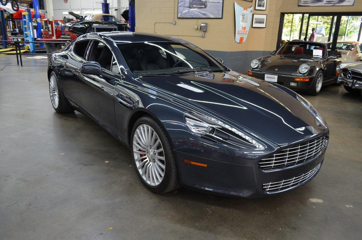 2010 Aston Martin Rapide Classic Driver Market