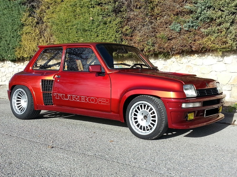 1983 renault r5 turbo 2 classic driver market. Black Bedroom Furniture Sets. Home Design Ideas