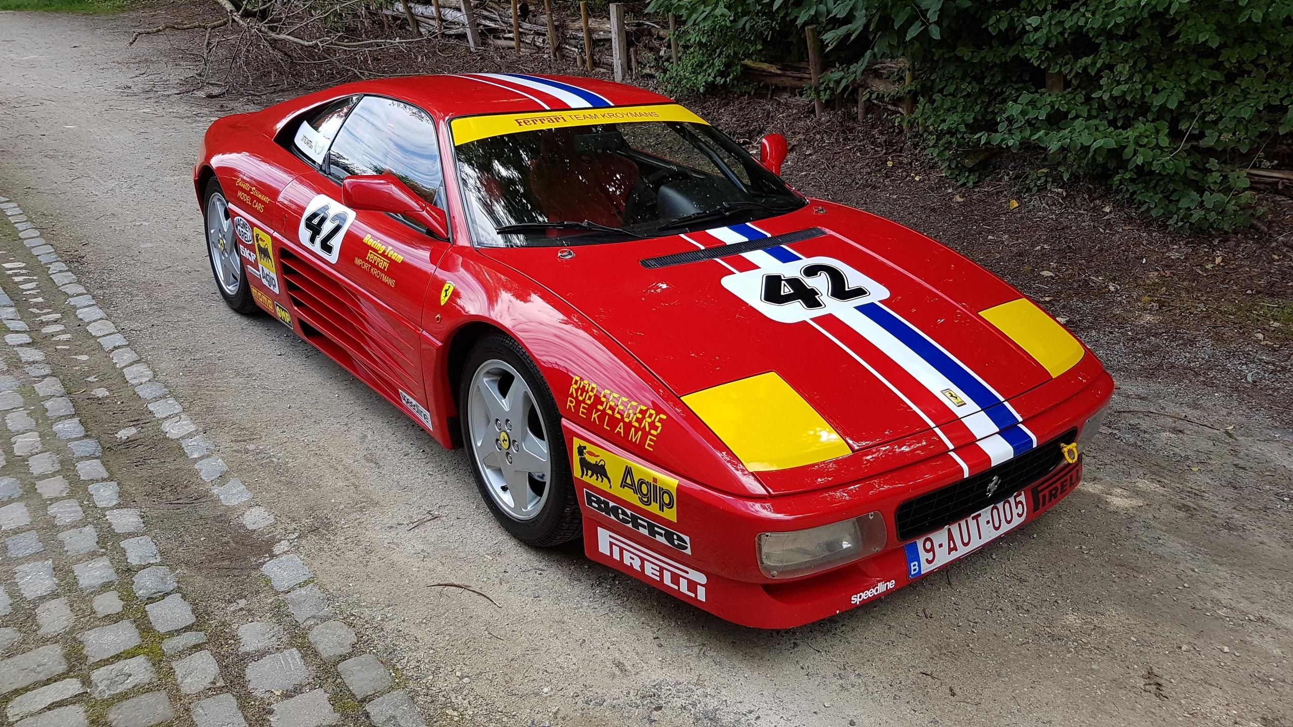 1994 Ferrari 348 Gtb Challenge Classic Driver Market