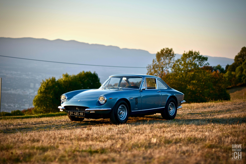 1969 Ferrari 365 Gtc Oldtimer Zu Verkaufen