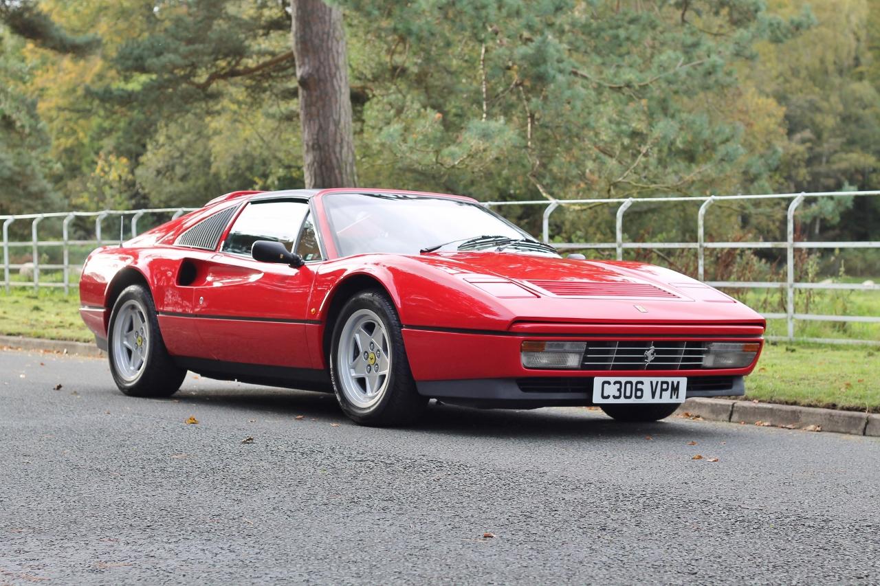 1986 Ferrari 328 Gts Classic Driver Market