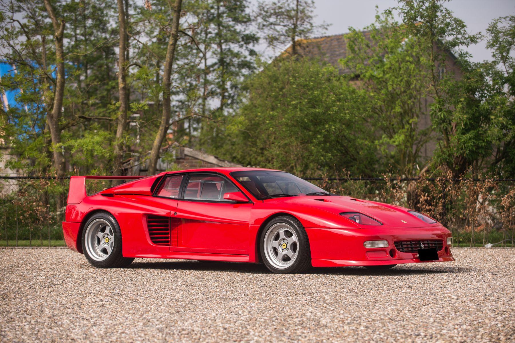 Used F350 For Sale >> 1987 Ferrari Testarossa | Classic Driver Market
