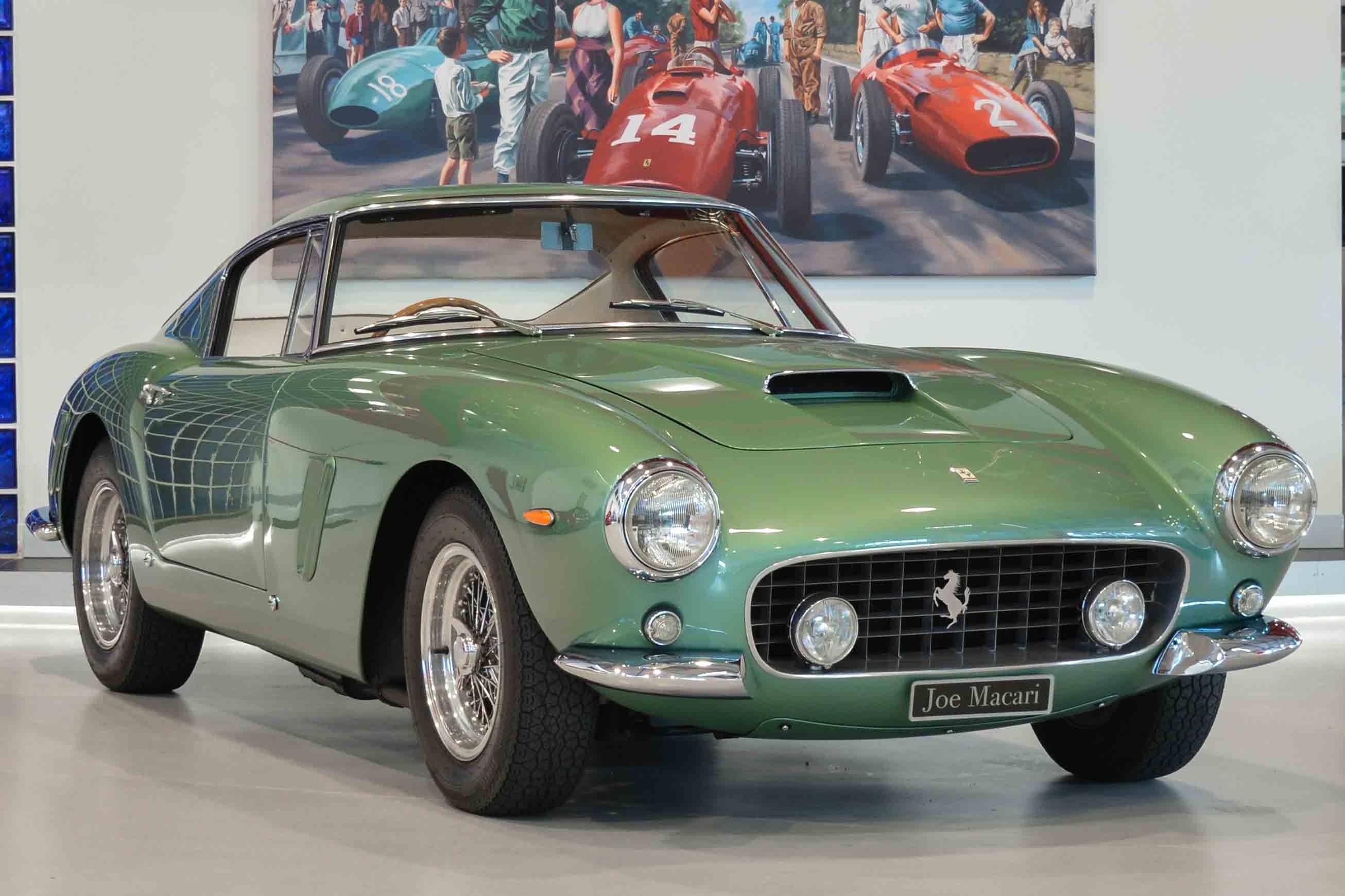 1962 Ferrari 250 Vintage Car For Sale