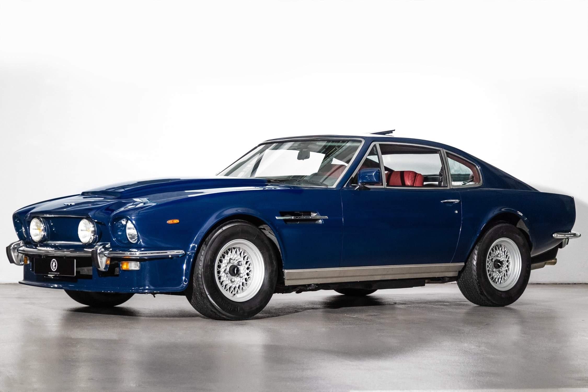 1972 Aston Martin V8 Vantage Coupe Lhd Oldtimer Zu Verkaufen