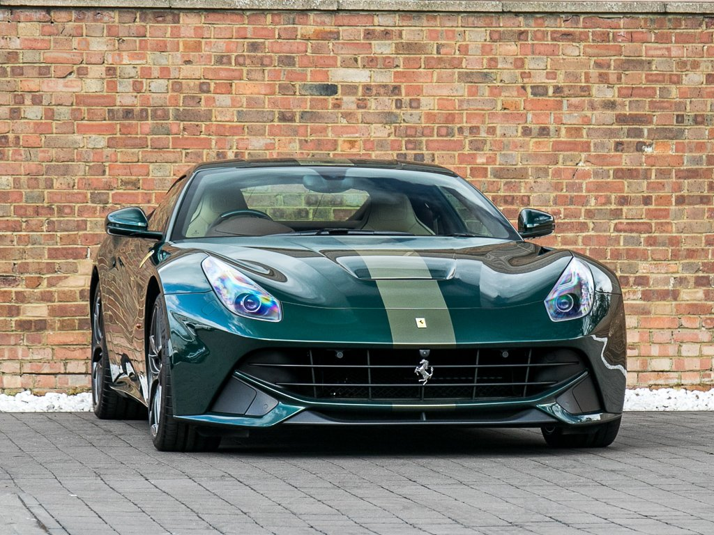 2015 Ferrari F12 Tailor Made Example 335 000 List Price Classic Driver Market