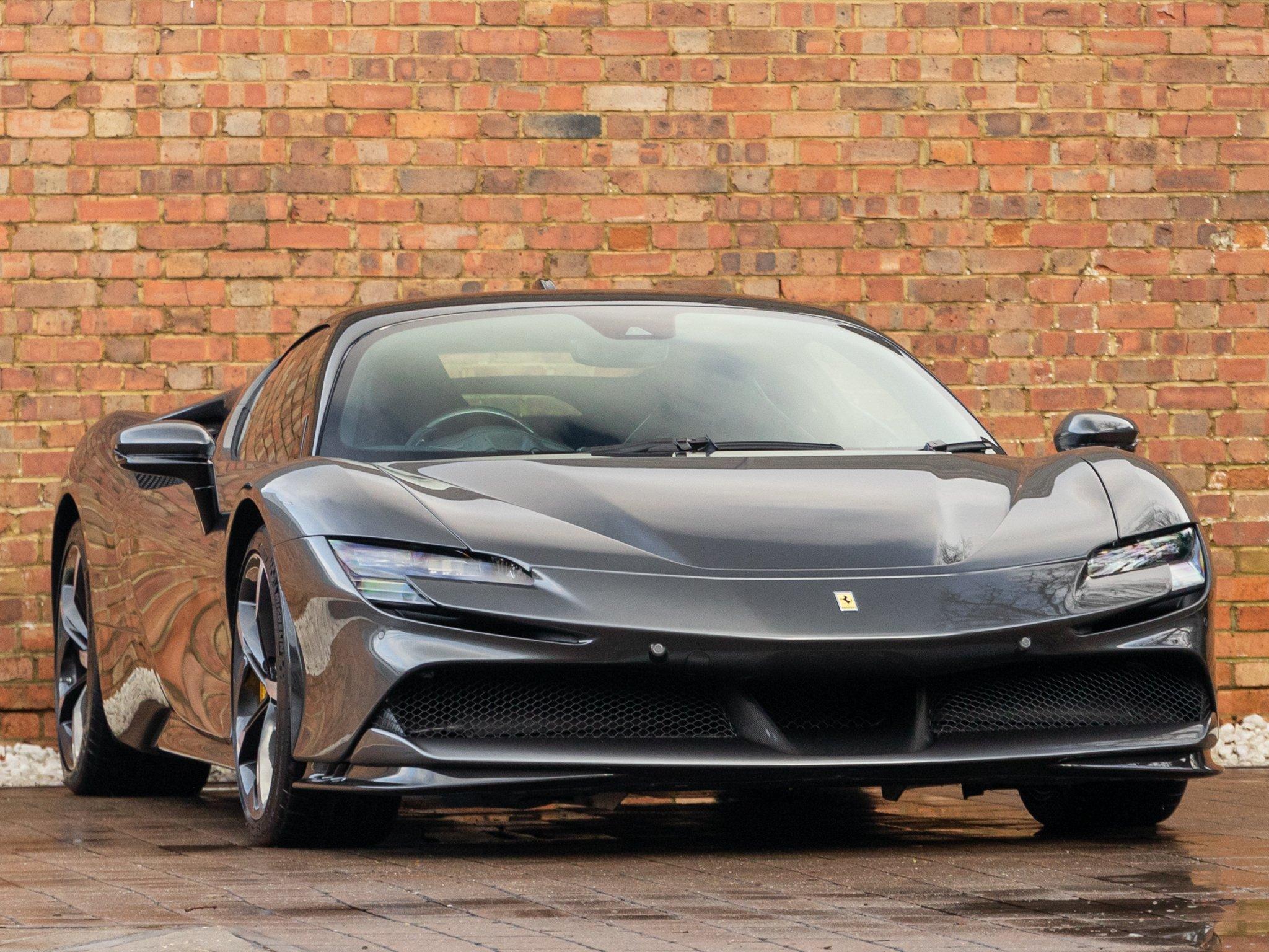 2020 Ferrari Sf90 Stradale Classic Driver Market