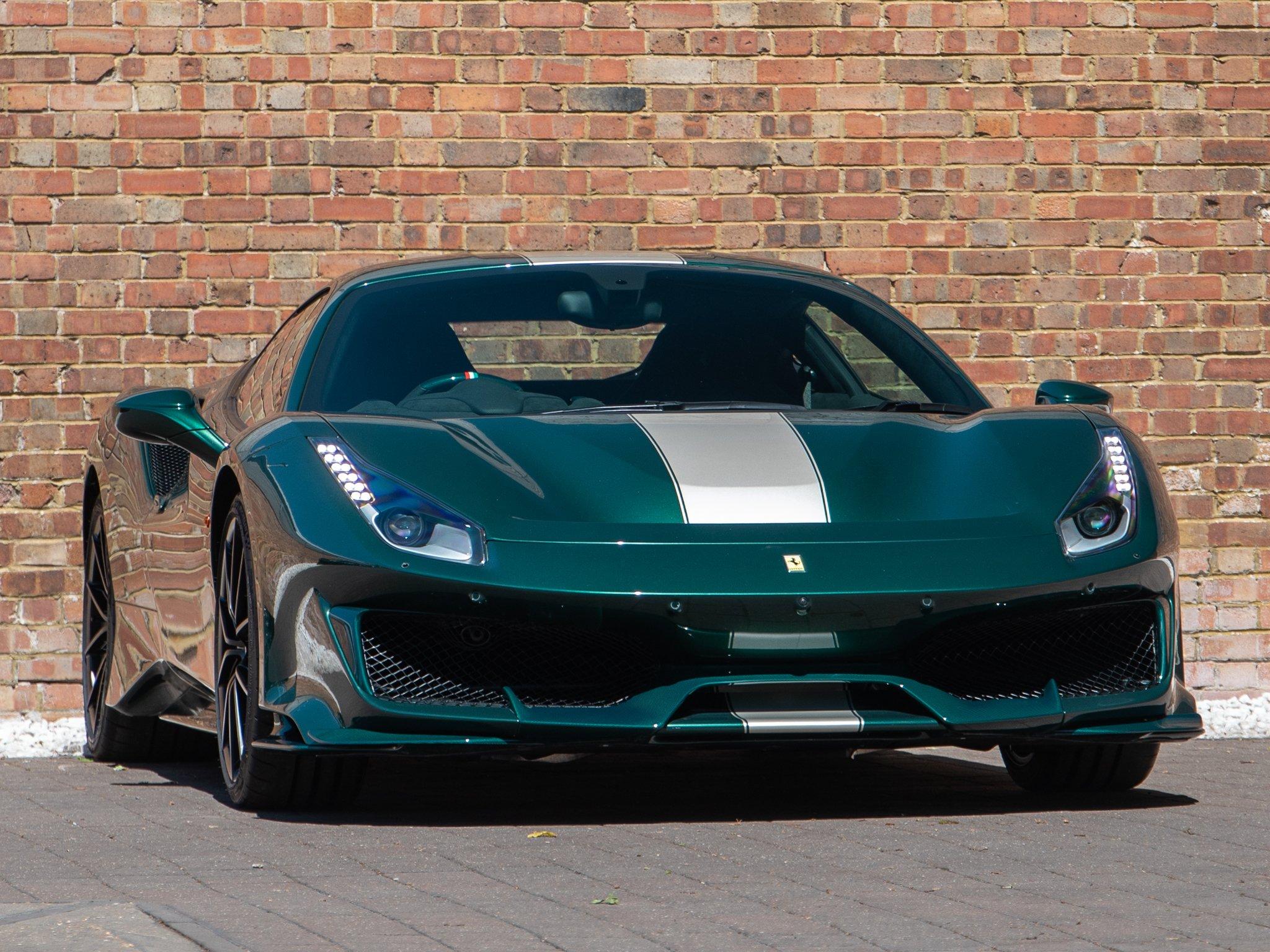 2020 Ferrari 488 Pista Classic Driver Market