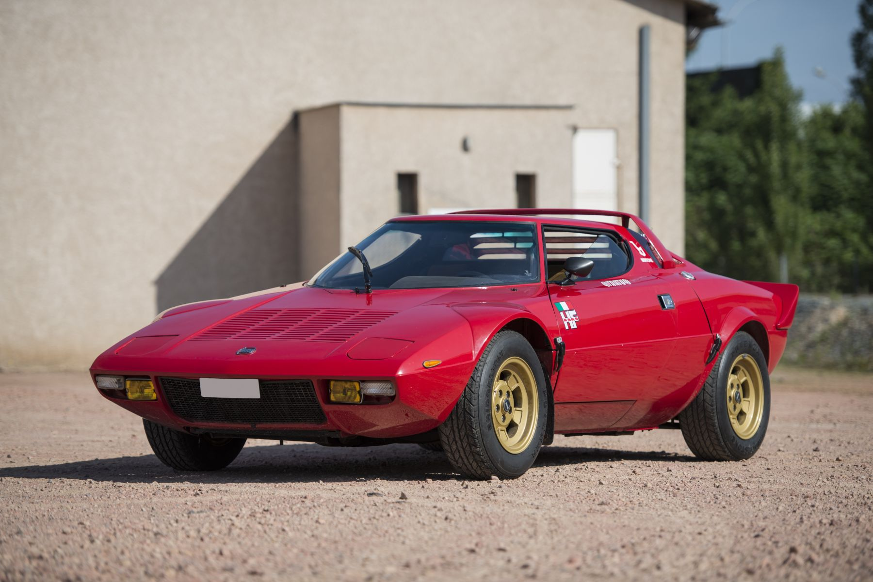 Used Car Lots >> 1978 Lancia Stratos | Classic Driver Market