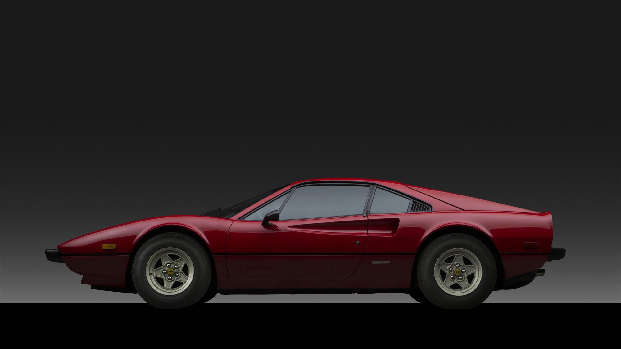 1979 Ferrari 308 Gtb Classic Driver Market