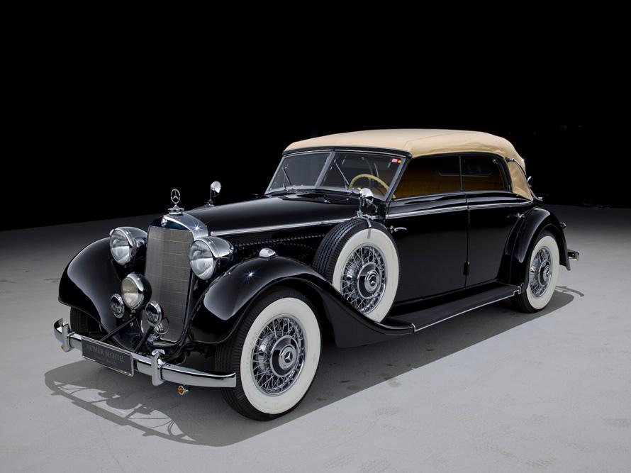 1939 Mercedes-Benz Typ 320 - 320 Cabriolet D | Classic Driver Market