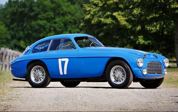 1950 Ferrari 166 Mm 195 S Berlinetta Le Mans Classic Driver Market