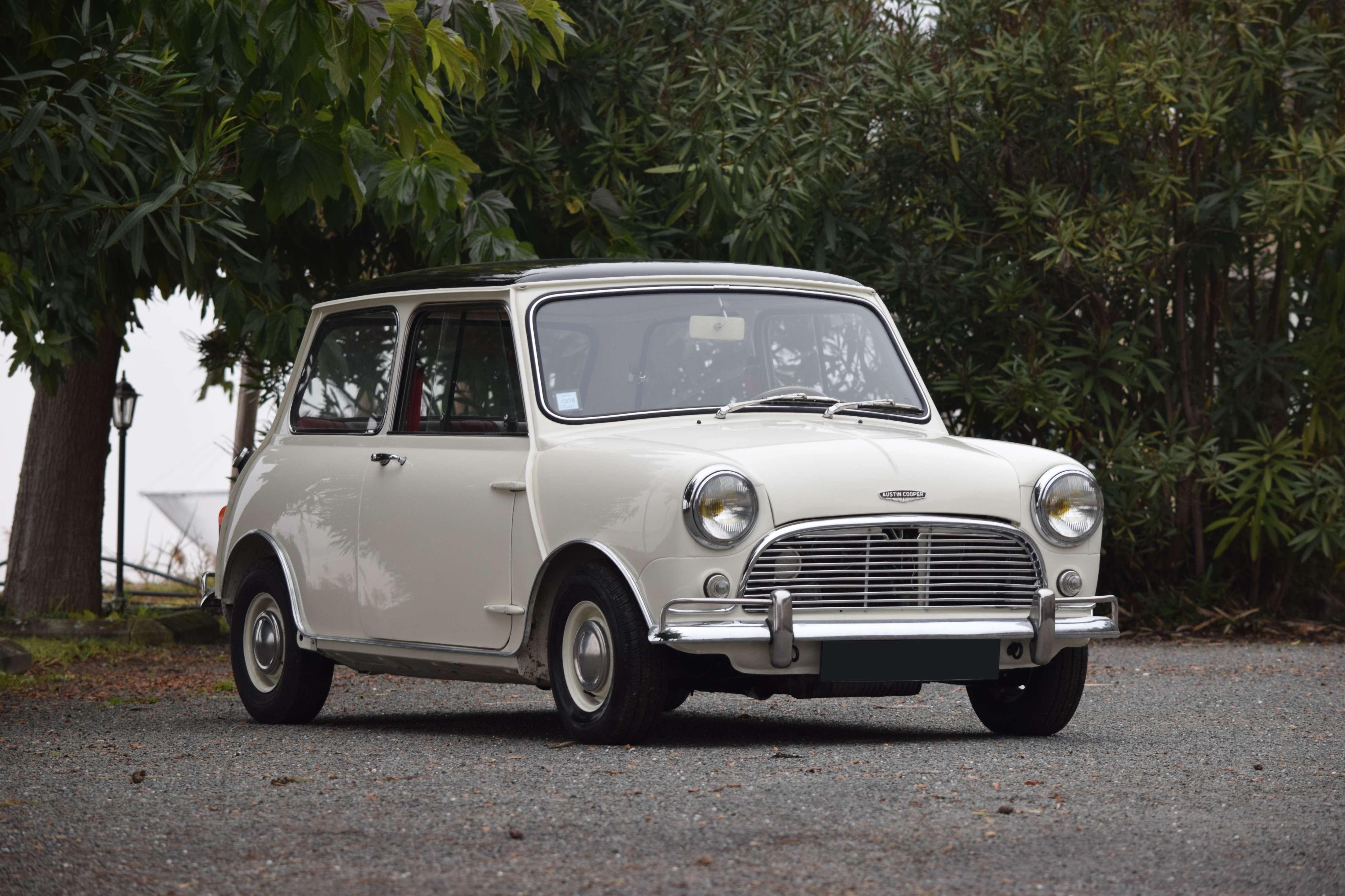 1966 MINI Classic Cooper - MINI Cooper MK1 ° komplett Restauriert ...