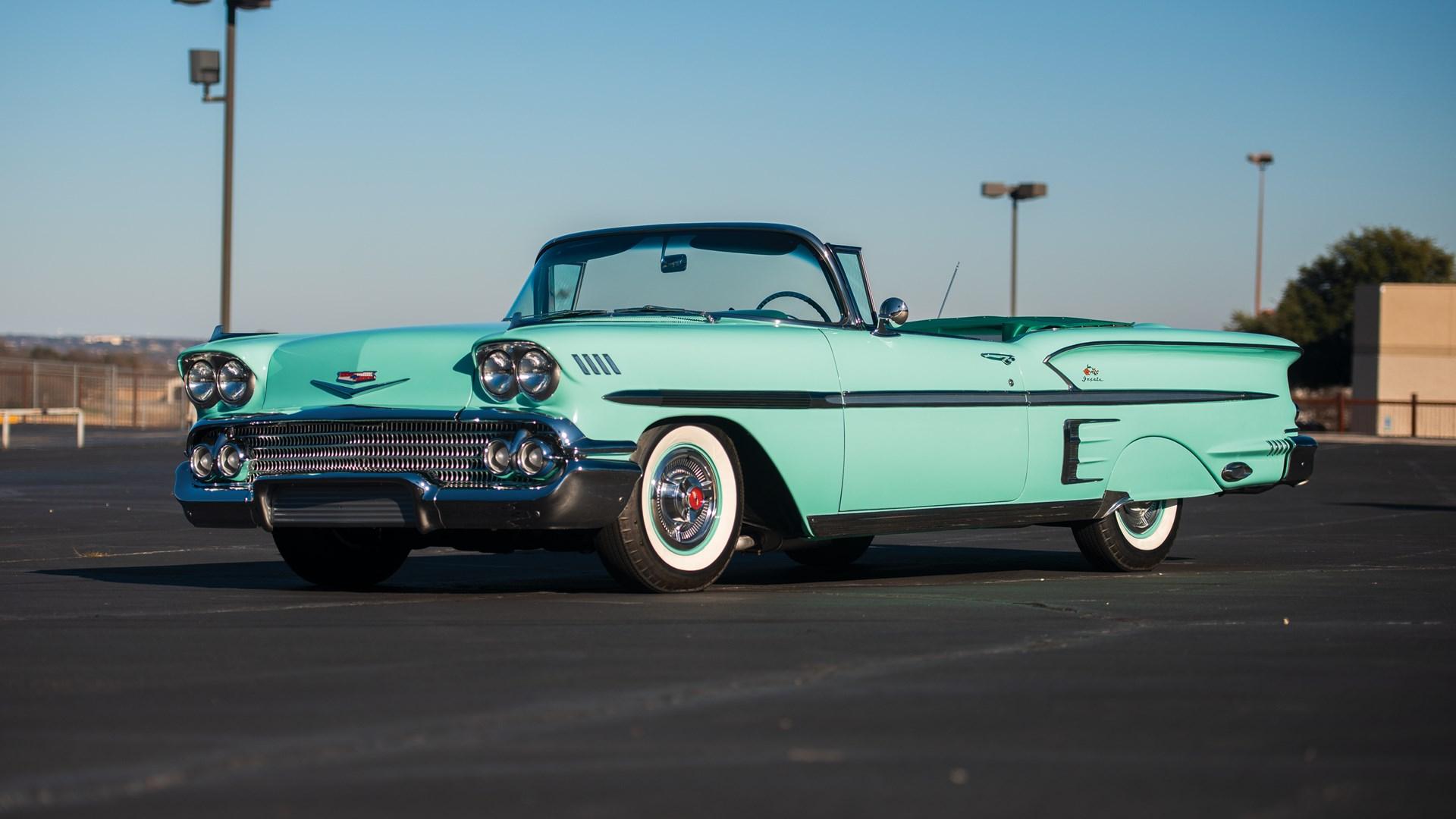 Kelebihan Kekurangan Chevrolet Impala 1958 Murah Berkualitas