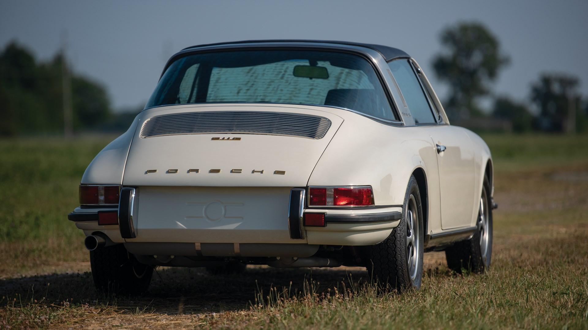 1971 Porsche 911 - Oldtimer zu verkaufen