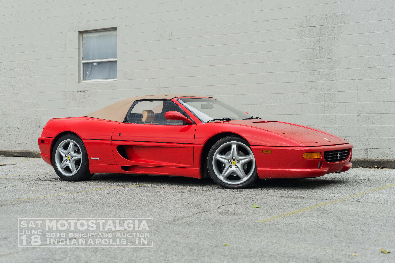 1997 Ferrari F355 Classic Driver Market
