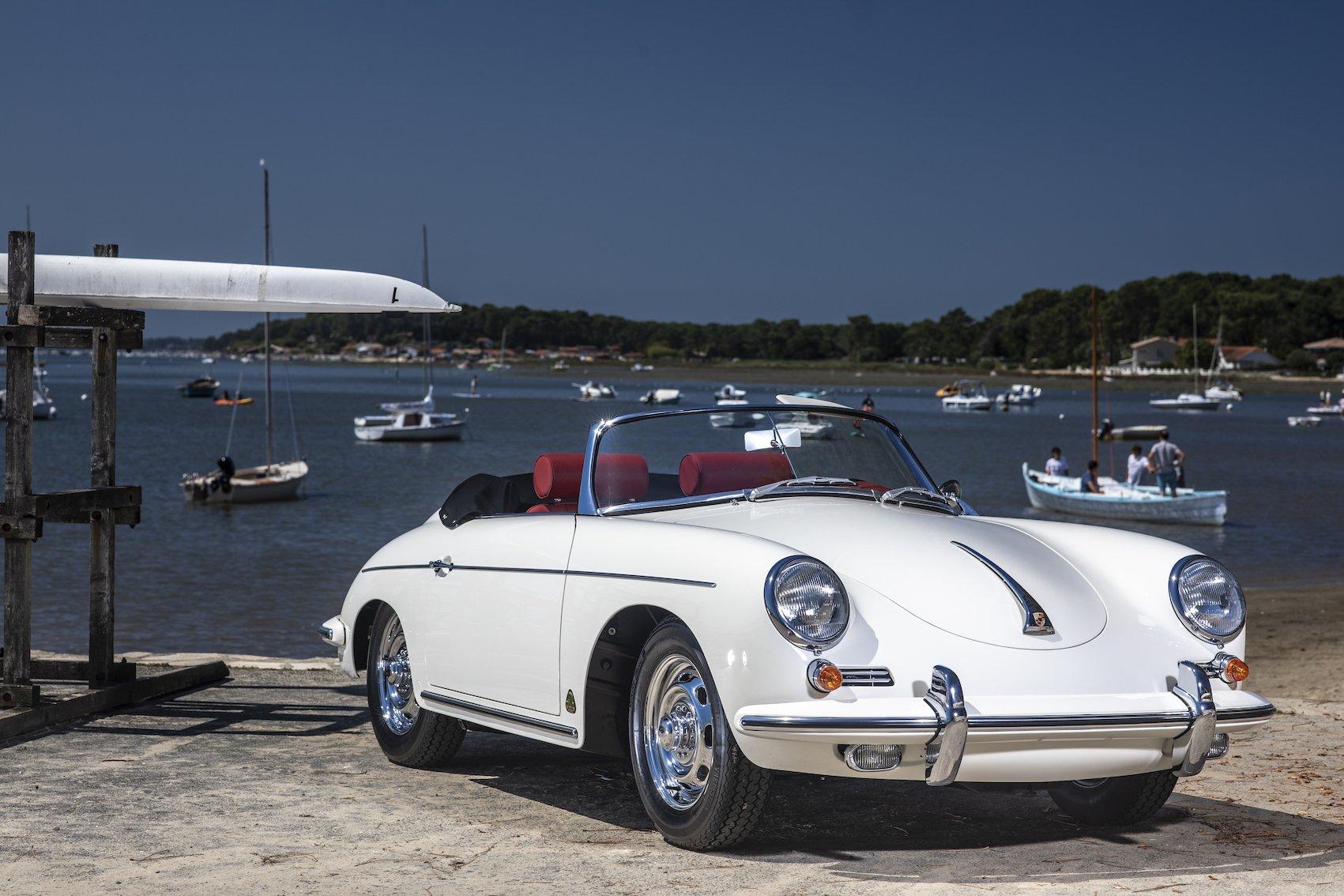 1960 Porsche 356 Porsche 356 Bt5 Roadster Super 90 Classic Driver Market