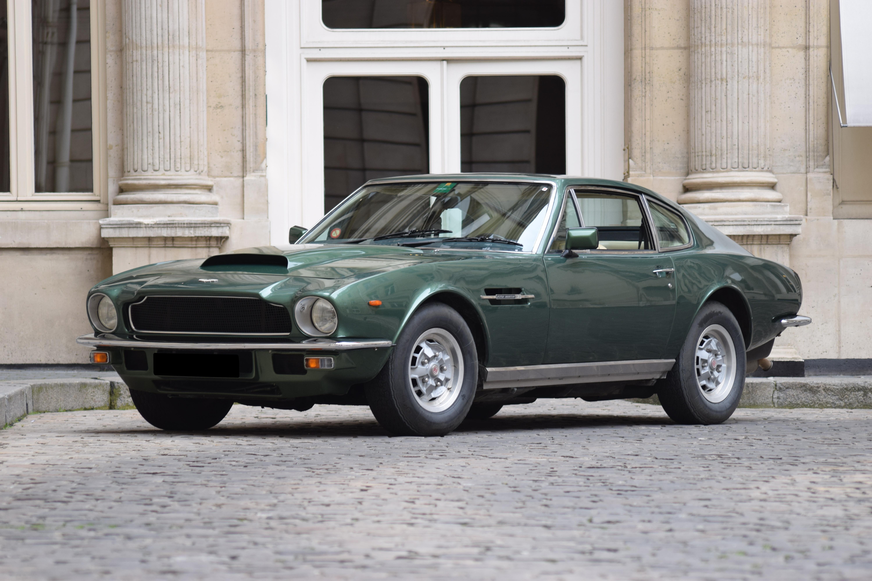 1977 Aston Martin V8 Serie 3 Stage 1 Classic Driver Market