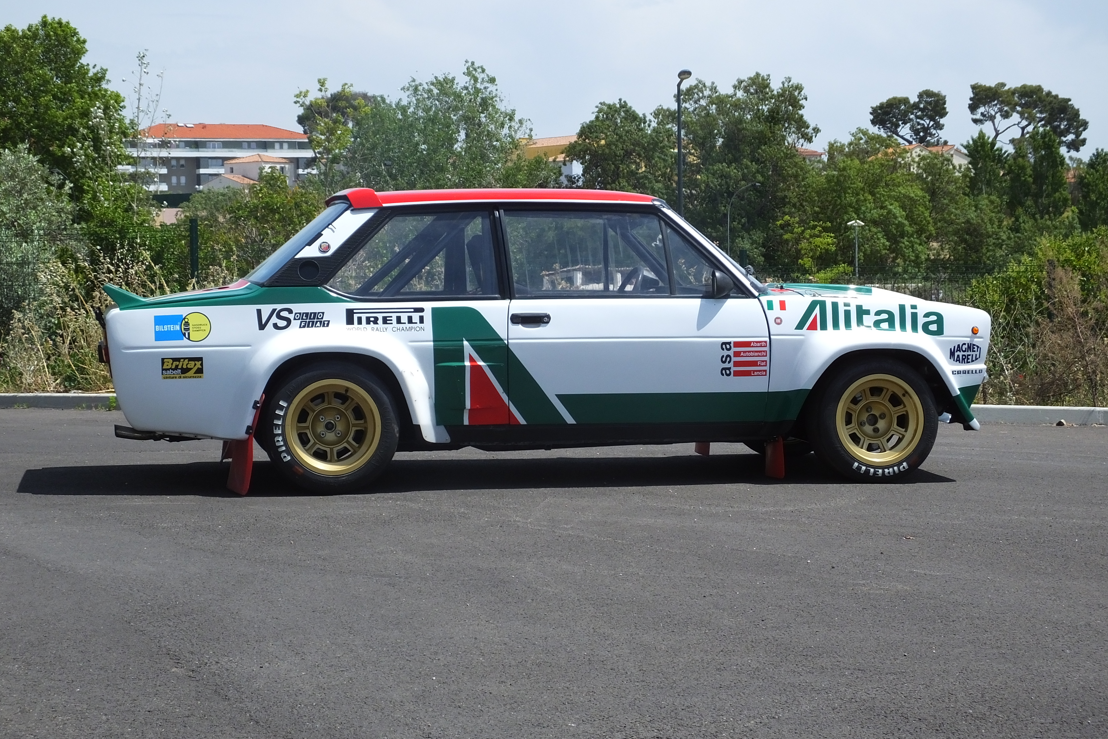 1976 fiat 131 abarth rally gr4 ex ciro napp classic driver market xflitez Images