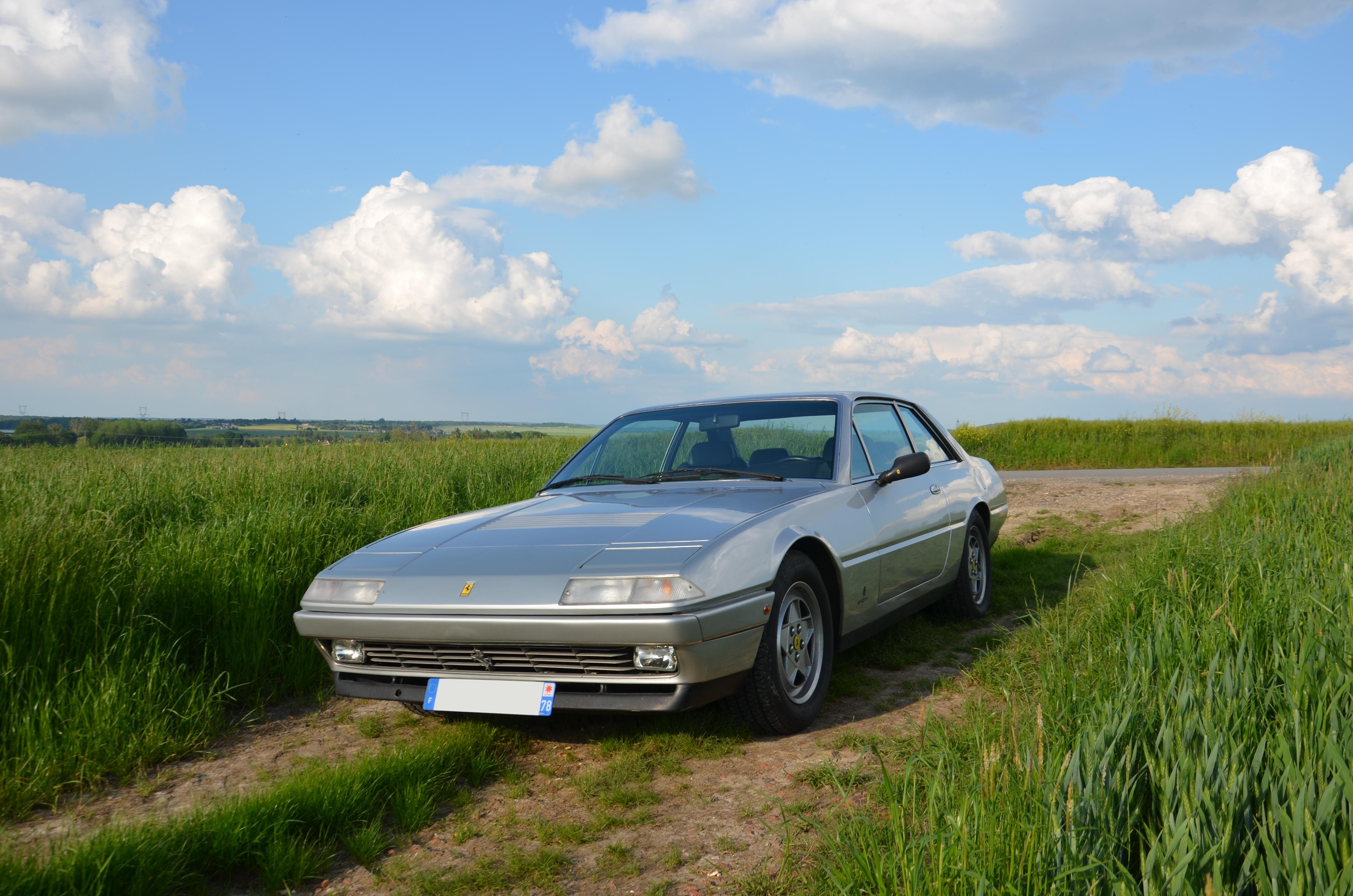 Artcurial motorcars le mans classic sale 2016 auction classic 1986 ferrari 400 412 vanachro Images