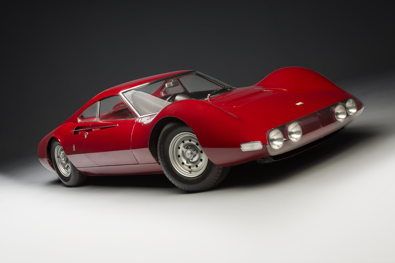 1967 Ferrari 206 Dino Classic Driver Market