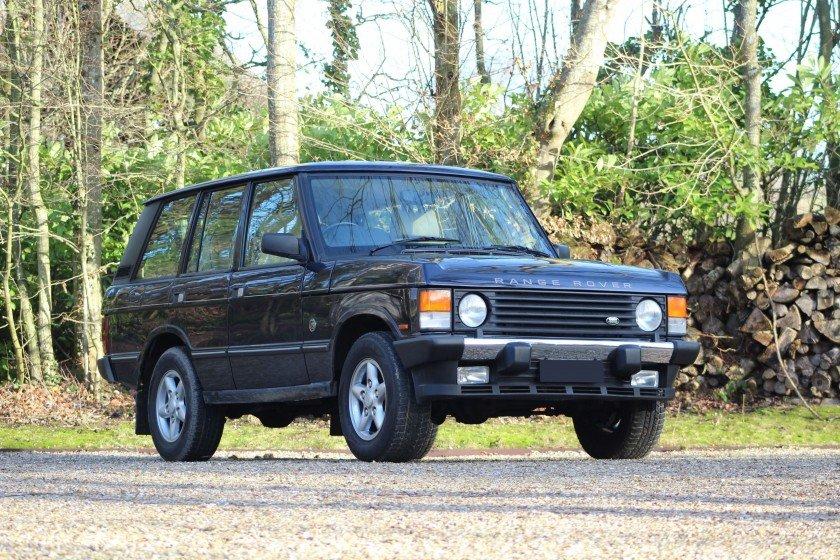 range rover classic 1996