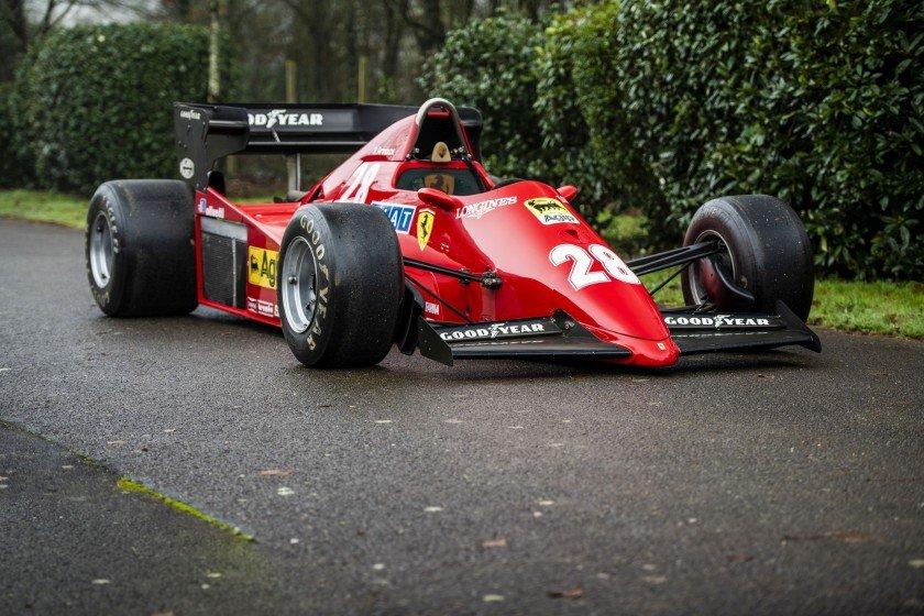 1983 Ferrari Formula 1 126 C3 068 Formule 1 Classic Driver Market