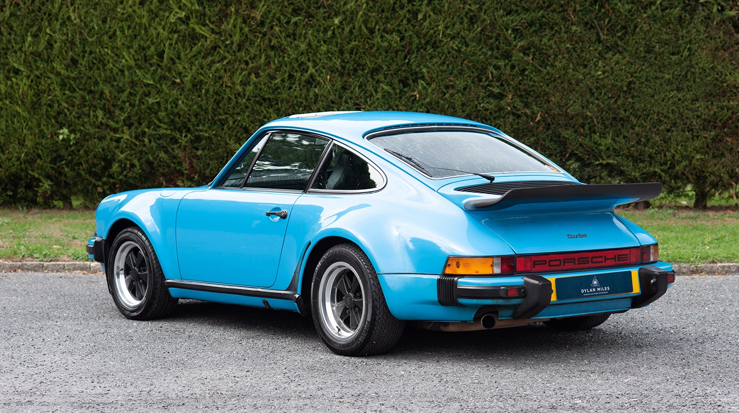 1976 Porsche 911 Turbo Vintage Car For Sale