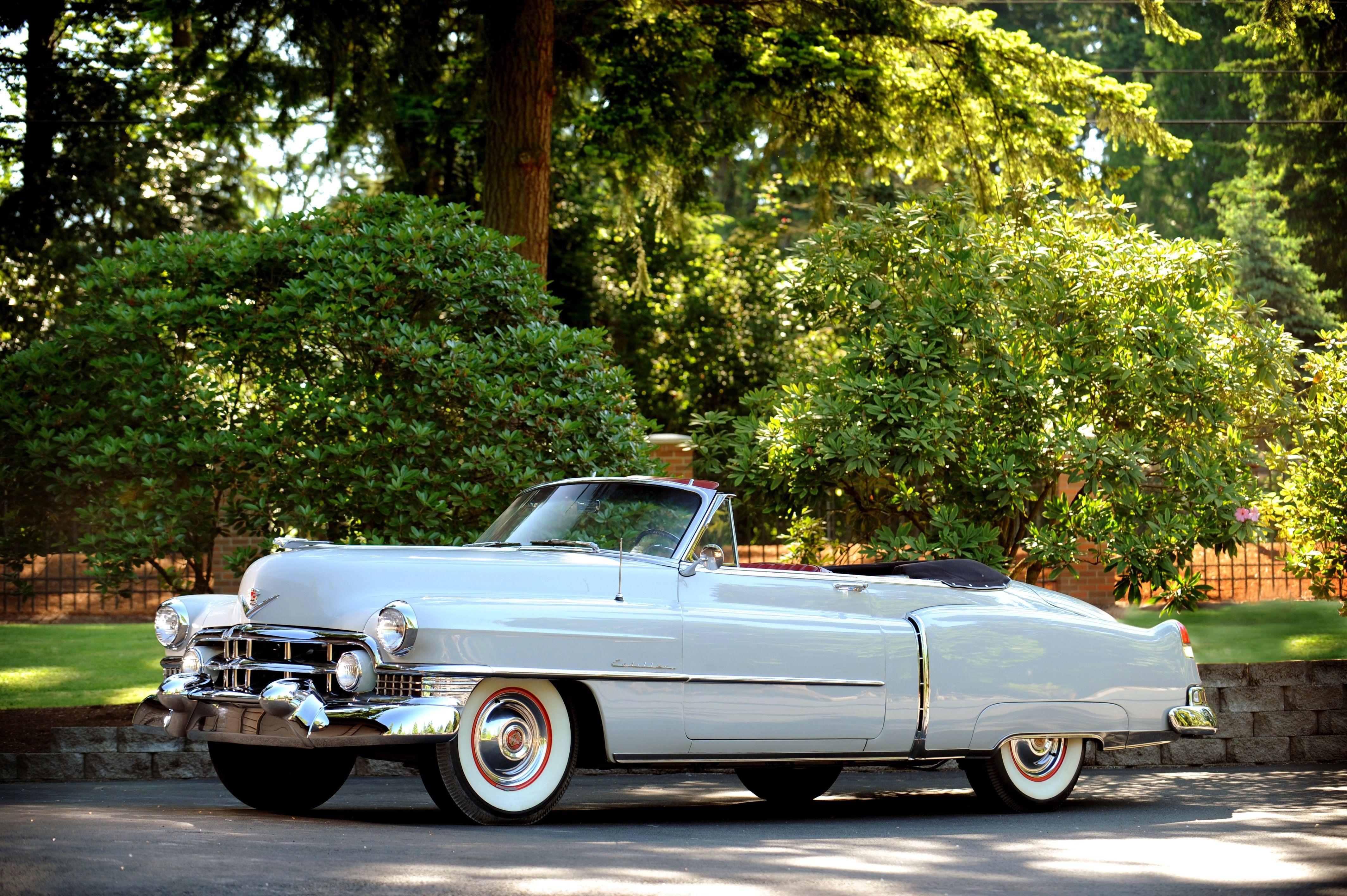 1951 Cadillac Series 62 Convertible Classic Driver Market Sedan