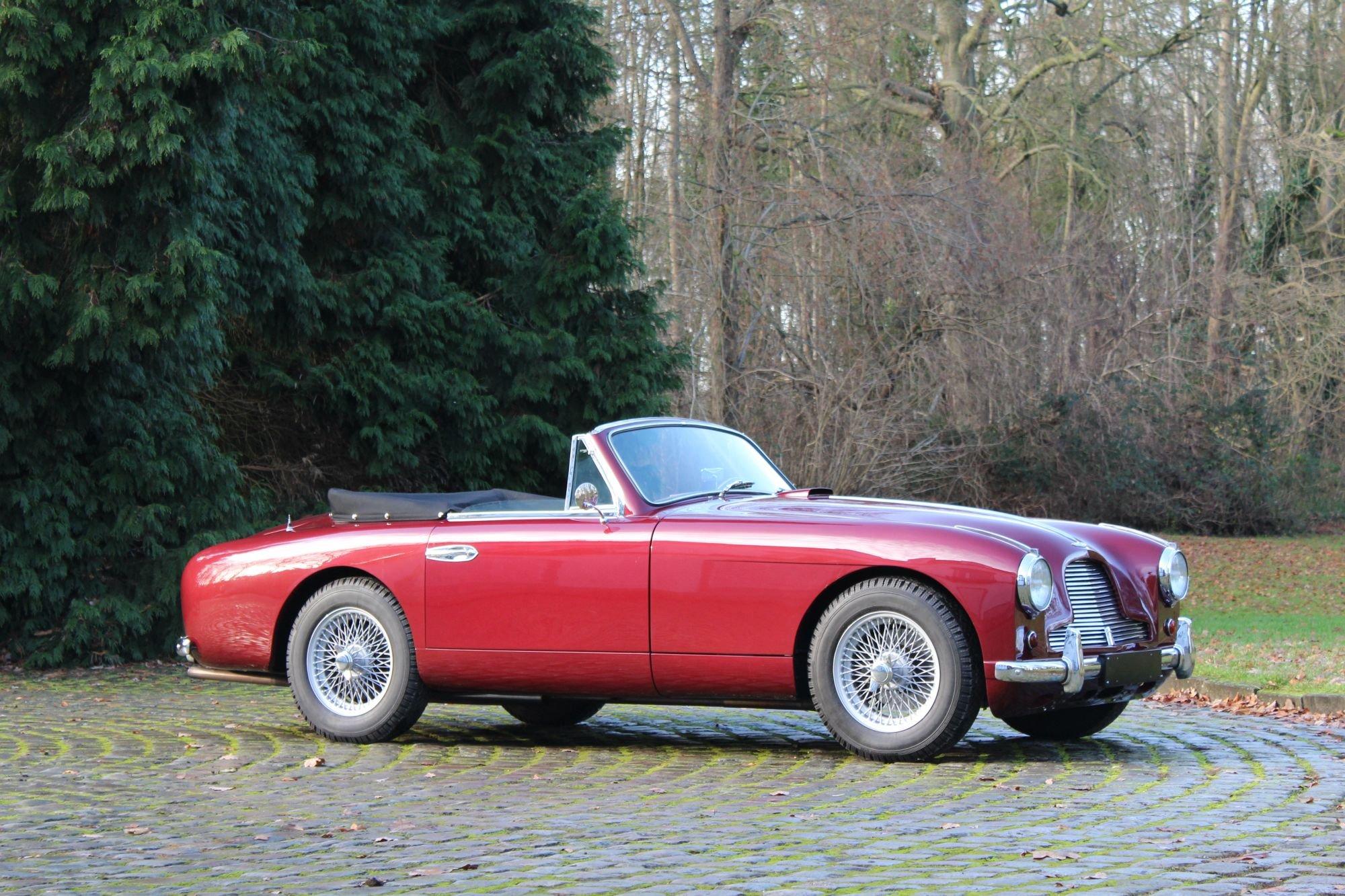 1955 Aston Martin Db2 4 Mki Classic Driver Market