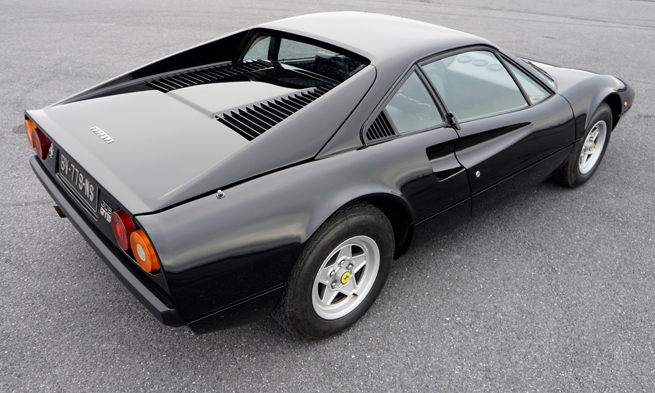 1979 Ferrari 308 Oldtimer Zu Verkaufen Fuse Box