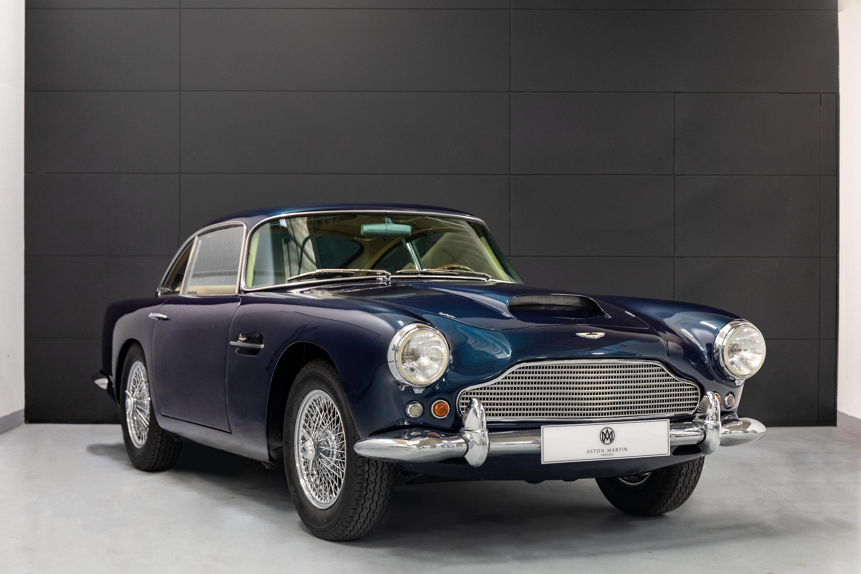 1960 Aston Martin Db4 Series I Lhd Classic Driver Market
