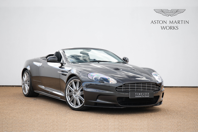 2010 Aston Martin Dbs Volante Classic Driver Market
